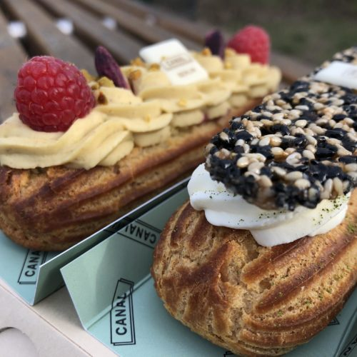 Best Eclairs in Berlin?