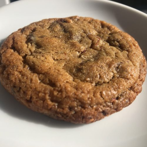 Miso Chocolate Chunk Cookies | Recipe