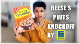 edeka peanur butter crunchies